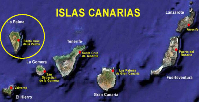 Canary Islands Weather July