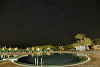Starry night from Las Olas hotel