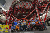 Visit the GTC telescope